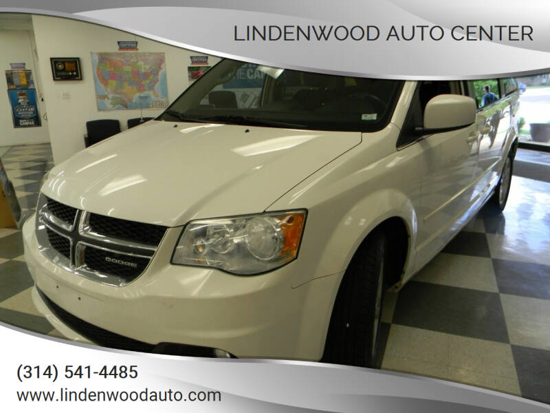 2012 Dodge Grand Caravan for sale at Lindenwood Auto Center in St.Louis MO