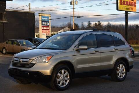 2007 Honda CR-V for sale at Broadway Garage of Columbia County Inc. in Hudson NY