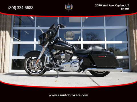 2012 Harley-Davidson FLHX Street Glide for sale at S S Auto Brokers in Ogden UT