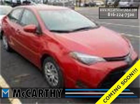 2019 Toyota Corolla for sale at Mr. KC Cars - McCarthy Hyundai in Blue Springs MO