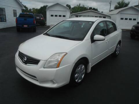 2012 Nissan Sentra for sale at Morelock Motors INC in Maryville TN