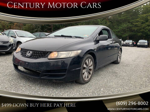 2009 Honda Civic for sale at Century Motor Cars in West Creek NJ