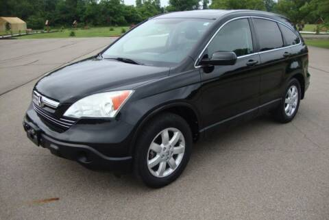 2009 Honda CR-V for sale at MIKES AUTO CENTER in Lexington OH