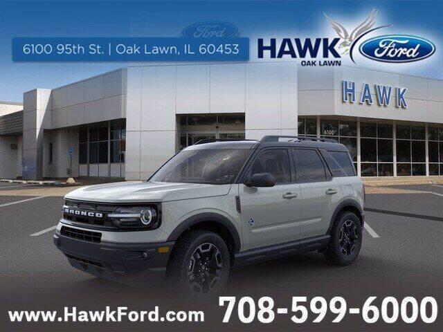 2021 Ford Bronco Sport for sale in Oak Lawn, IL
