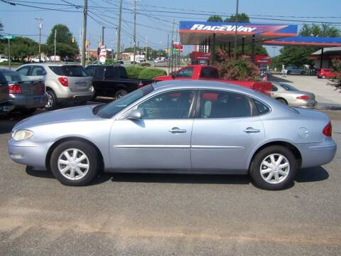 2005 Buick LaCrosse for sale at Darin Grooms Auto Sales in Lincolnton NC