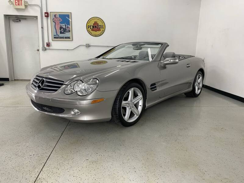 2006 Mercedes-Benz SL-Class for sale at Star European Imports in Yorkville IL