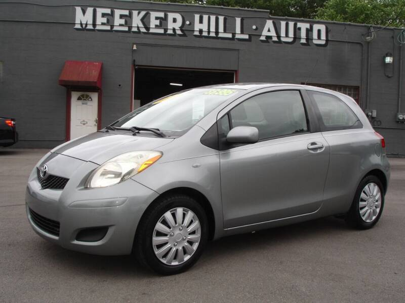 2009 Toyota Yaris for sale at Meeker Hill Auto Sales in Germantown WI