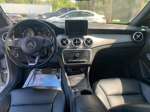 2015 Mercedes-Benz CLA for sale at Caulfields Family Auto Sales in Bath PA