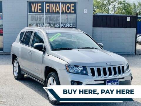 2017 Jeep Compass for sale at Stanley Automotive Finance Enterprise - STANLEY CHRYSLER DODGE JEEP RAM GATESVILLE in Gatesville TX