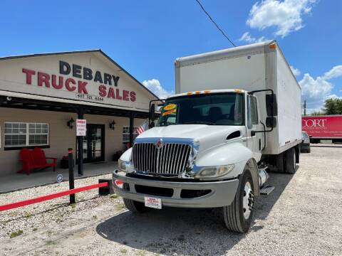 2011 International DuraStar 4300 for sale at DEBARY TRUCK SALES in Sanford FL