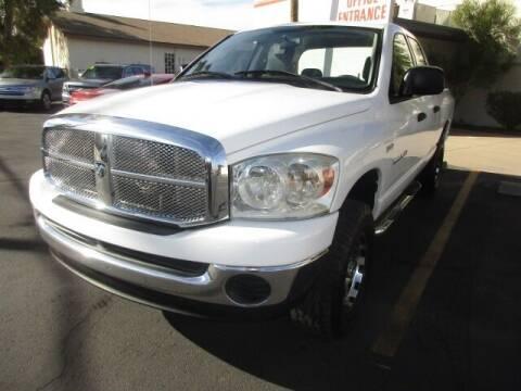 2007 Dodge Ram Pickup 1500 for sale at DORAMO AUTO RESALE in Glendale AZ
