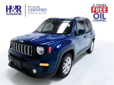 2019 Jeep Renegade for sale at H&R Auto Motors in San Antonio TX
