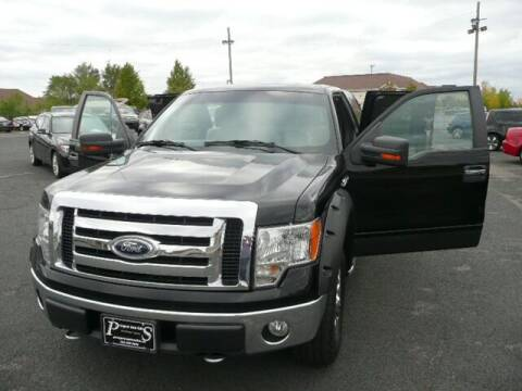 2009 Ford F-150 for sale at Prospect Auto Sales in Osseo MN