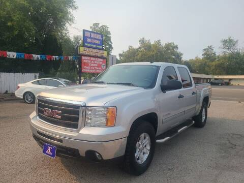 2011 GMC Sierra 1500 for sale at Right Choice Auto in Boise ID