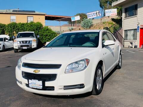 2008 Chevrolet Malibu Hybrid for sale at MotorMax in Lemon Grove CA