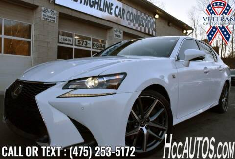 2016 Lexus GS 350 for sale at The Highline Car Connection in Waterbury CT