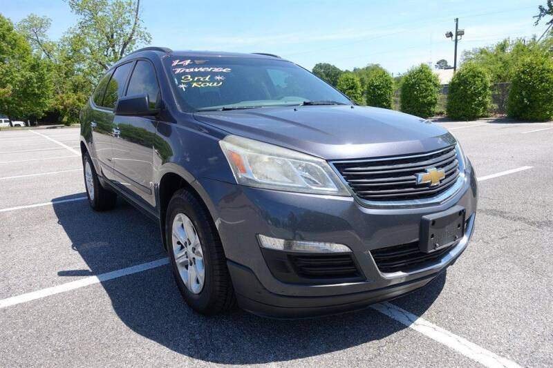 2014 Chevrolet Traverse for sale at Womack Auto Sales in Statesboro GA