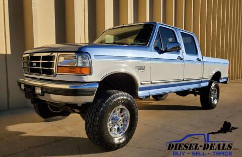 1997 Ford F-250 for sale at DIESEL DEALS in Salt Lake City UT