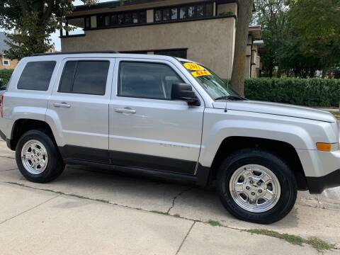 2011 Jeep Patriot for sale at AMERICAN AUTO in Milwaukee WI