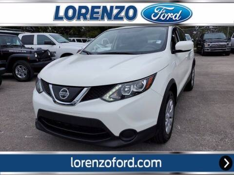 2019 Nissan Rogue Sport for sale at Lorenzo Ford in Homestead FL