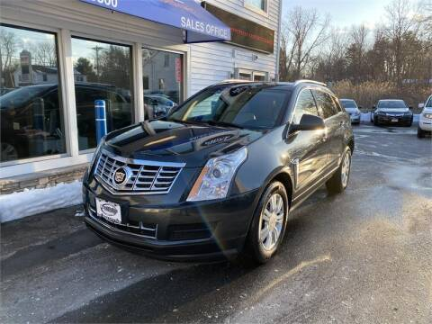 2016 Cadillac SRX for sale at Best Price Auto Sales in Methuen MA