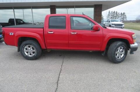 2010 Chevrolet Colorado for sale at DAKOTA CHRYSLER CENTER in Wahpeton ND
