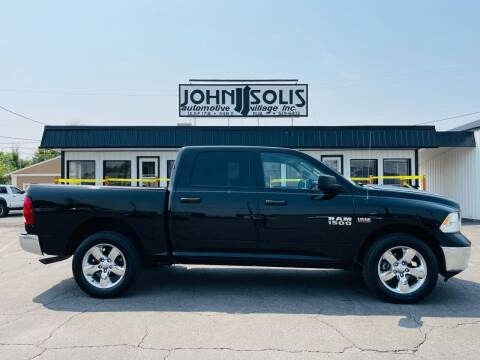 2015 RAM Ram Pickup 1500 for sale at John Solis Automotive Village in Idaho Falls ID