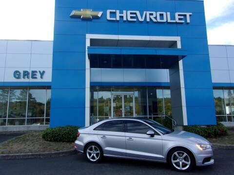 2016 Audi A3 for sale at Grey Chevrolet, Inc. in Port Orchard WA