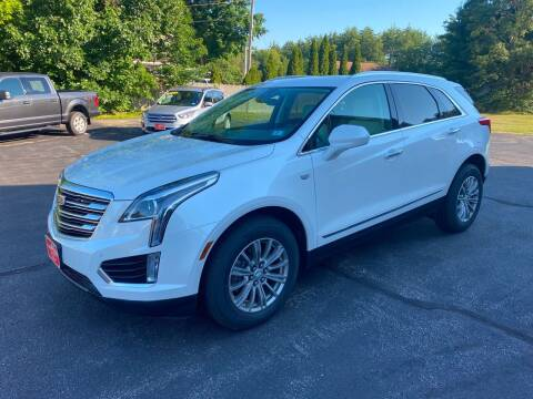 2017 Cadillac XT5 for sale at Glen's Auto Sales in Fremont NH