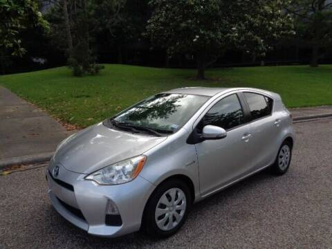 2013 Toyota Prius c for sale at Houston Auto Preowned in Houston TX