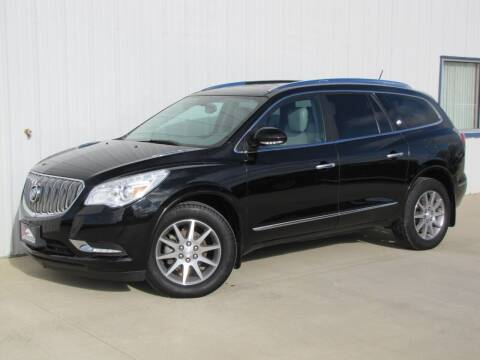 2016 Buick Enclave for sale at Lyman Auto in Griswold IA