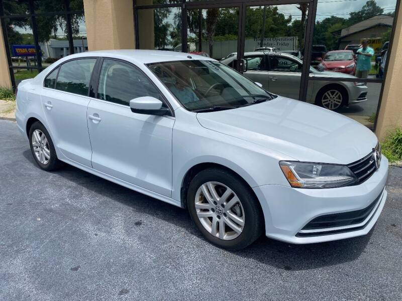 2017 Volkswagen Jetta for sale at Premier Motorcars Inc in Tallahassee FL