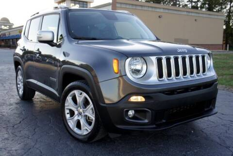 2018 Jeep Renegade for sale at CU Carfinders in Norcross GA