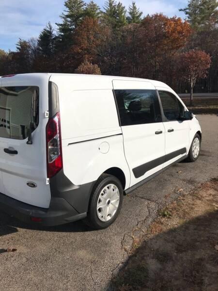 2014 Ford Transit Connect Cargo XL 4dr LWB Cargo Mini-Van w/Rear Cargo Doors - Brentwood NH