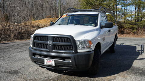2015 RAM Ram Pickup 2500 for sale at 4Auto Sales, Inc. in Fredericksburg VA