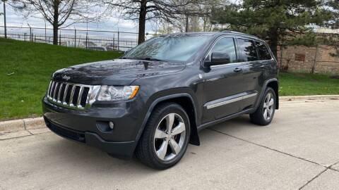2011 Jeep Grand Cherokee for sale at Western Star Auto Sales in Chicago IL