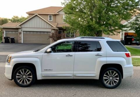 2016 GMC Terrain for sale at You Win Auto in Burnsville MN