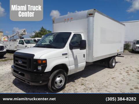 2013 Ford E-350 for sale at Miami Truck Center in Hialeah FL