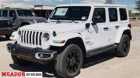2021 Jeep Wrangler Unlimited