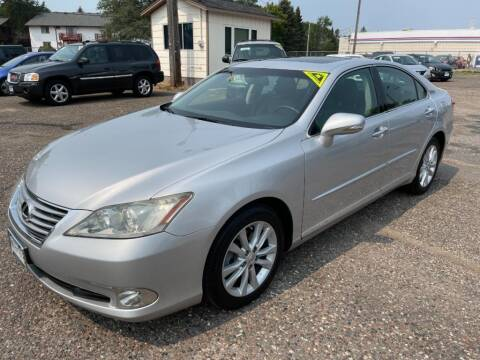 2010 Lexus ES 350 for sale at CHRISTIAN AUTO SALES in Anoka MN