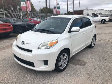 2012 Scion xD for sale at Saipan Auto Sales in Houston TX