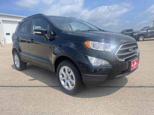 2021 Ford EcoSport for sale in Lancaster, WI