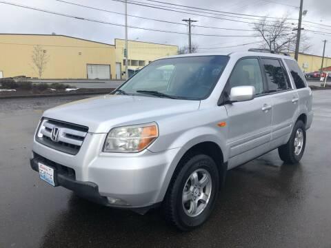 2008 Honda Pilot for sale at South Tacoma Motors Inc in Tacoma WA