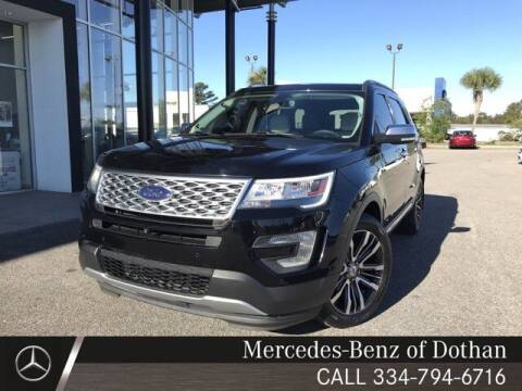 2017 Ford Explorer for sale at Mike Schmitz Automotive Group in Dothan AL