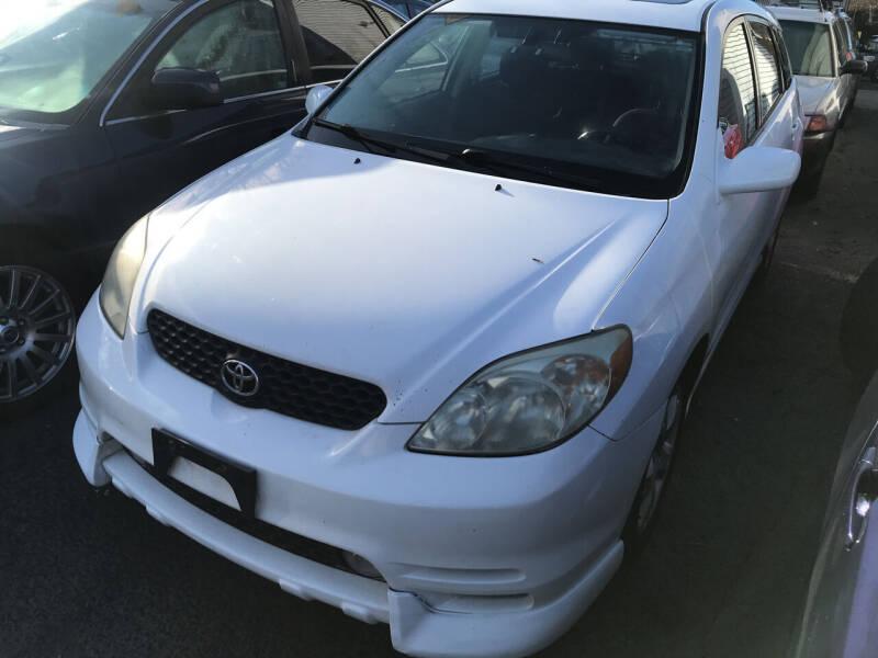 2003 Toyota Matrix for sale at American Dream Motors in Everett WA