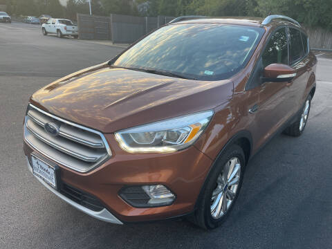 2017 Ford Escape for sale at Best Deal Motors in Saint Charles MO