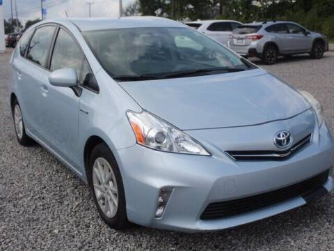 2012 Toyota Prius v for sale at Street Track n Trail - Vehicles in Conneaut Lake PA