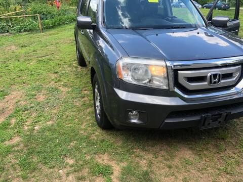 2011 Honda Pilot for sale at MCQ SALES INC in Upton MA