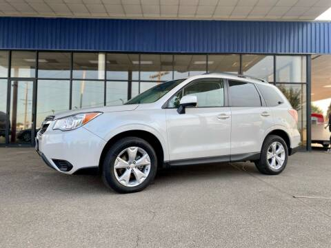 2014 Subaru Forester for sale at South Commercial Auto Sales in Salem OR