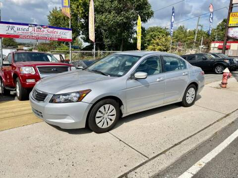 2008 Honda Accord for sale at JR Used Auto Sales in North Bergen NJ